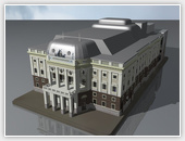 Slovak National Theatre - Visualizations