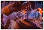 Antelope Canyon Colors -